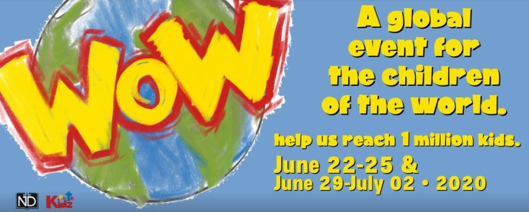 WOW VBS Virtual Bible Spectacular