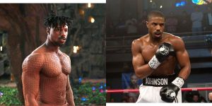 If You Think Michael B. Jordan Looked Killer in Black Panther, Just Wait for Creed 2
