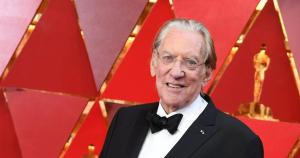 Donald Sutherland owes his career to Christopher Plummer