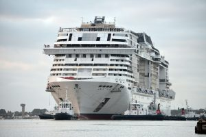 MSC Cruises signs deal for fifth Meraviglia ship with STX France