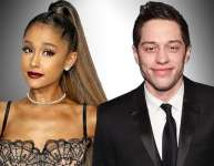 Surprise! Ariana Grande and Pete Davidson Are Engaged