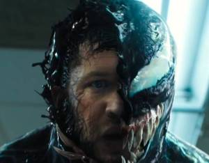 Tom Hardy's Transformation in the Venom Trailer Will Terrify You