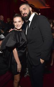 Millie Bobby Brown Defends ''Lovely'' Friendship With Drake Over Texting Controversy