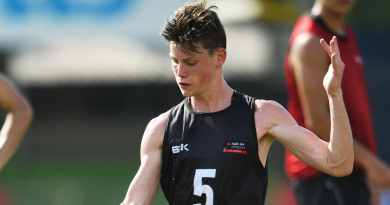 AFL draft 2018: Sam Walsh talks Carlton, Cobden and family as he enters draft as Pick 1 favourite