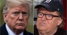 Michael Moore Rips Donald Trump: He 'Doesn't Understand' How General Motors Played Him