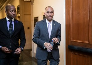 Hakeem Jeffries Wins Contested House Democratic Caucus Chair Race