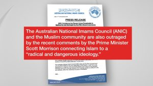 Imams, Muslim groups outraged by PM's 'divisive' Bourke St comments
