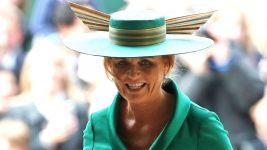 Sarah Ferguson Says It Was 'Nerve-Wracking' Attending Prince Harry's Wedding