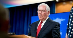Trump Says Tillerson Is 'Dumb as a Rock' After Former Secretary of State Criticizes Him