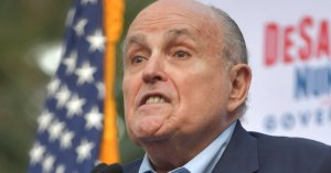 Rudy Giuliani Goes Full Conspiracy Theorist Because He Doesn't Understand The Internet