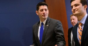 Paul Ryan Pushing Through Thousands Of Irish Visas Before Leaving Office