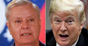 Lindsey Graham Turns On Donald Trump Over Syria With Obama-Themed Dig