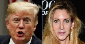 Ann Coulter Tore Into Trump And He Went All Passive-Aggressive With Her On Twitter