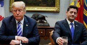 Paul Ryan: Trump Won't Sign Spending Bill Meant To Avert Government Shutdown