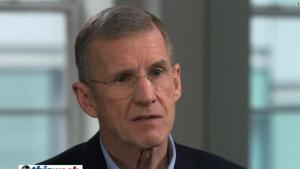 Trump tweets Gen. Stanley McChrystal has a 'big, dumb mouth' after he called the President immoral