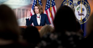 Pelosi Delays Trip Amid Heightened Threats as White House Leaks Travel Plans
