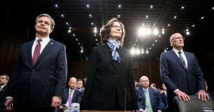 U.S. Intelligence Chiefs Contradict Trump on North Korea and Iran