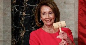 Nancy Pelosi Invites Trump To Deliver State Of The Union Address