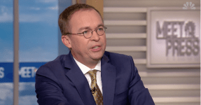 Mick Mulvaney: Government Shutdown Likely To 'Drag On A Lot Longer'