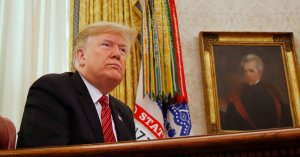 All Major Networks To Air Trump's Address On The Border Wall