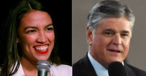 Rep. Alexandria Ocasio-Cortez Hits Back At Sean Hannity With A Radically Honest Correction