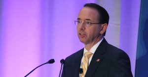 Rod Rosenstein To Leave DOJ Once New Attorney General Confirmed: Reports