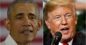 Obama Photographer Points Out Problem With Walls To Donald Trump In Wheelie Funny Way