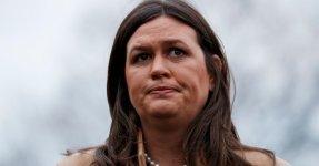 Sarah Huckabee Sanders Said It: FBI-Probe Targets Who Slam Agents Are Losers