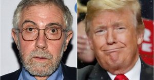 Paul Krugman Has A Scathing New Nickname For Donald Trump's Administration