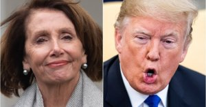 'Folded Like A Cheap Suit': Twitter Users Taunt Trump For Being 'Outplayed' By Pelosi