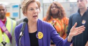 Elizabeth Warren Proposes 'Ultra-Millionaire Tax' As Part Of 2020 Bid
