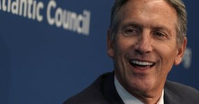 Newly Independent Howard Schultz Depicts Democrats As Health Care Radicals