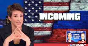 Rachel Maddow: Trump May Have Cooked Up 'Taped Women' From 'Sicario'