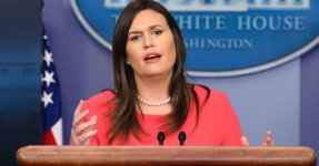 Sarah Sanders: Donald Trump Is President Because God Wanted Him There