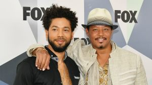 Jussie Smollett's 'Empire' Dad Terrence Howard Reacts to Co-Star's Attack