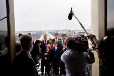 Live Briefing: New Congress Updates: Members to Be Sworn In