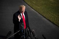 Trump Wants to Deliver Prime-Time Address on Government Shutdown and Will Visit the Border