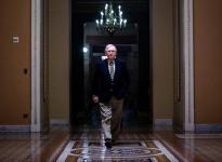 McConnell and Pelosi Have a Fraught Relationship. The Shutdown Hasn't Helped.