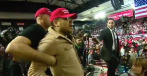 Donald Trump Supporter Launches 'Incredibly Violent Attack' On BBC Cameraman At El Paso Rally