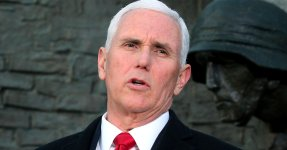Mike Pence's Old Warning About POTUS Bypassing Congress Comes Back To Haunt Him