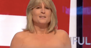 British Journalist Goes Topless So People Will Remember Her Brexit Comments