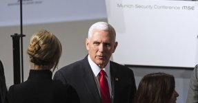 Mike Pence Brought Greetings From Trump To Munich And No One Applauded