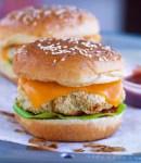 Cauliflower Burgers – Just 6 Ingredients!