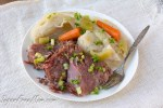 Keto Corned Beef and Cabbage (Instant Pot or Slow Cooker)
