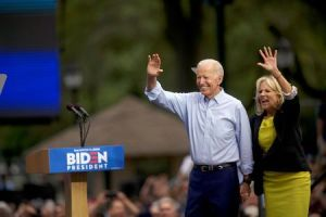 Biden education plan would boost teacher pay, ban assault weapons