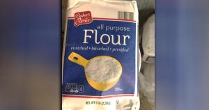 Aldi recalls flour over possible E. coli contamination