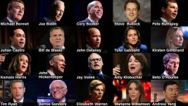 20 candidates will take the stage in Detroit later this month during CNN's Democratic primary debates