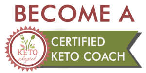 Keto Coaching Program July Sign-Up