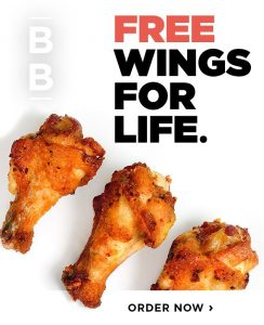 The BEST Chicken Wings