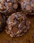 Chocolate Banana Breakfast Cookies
